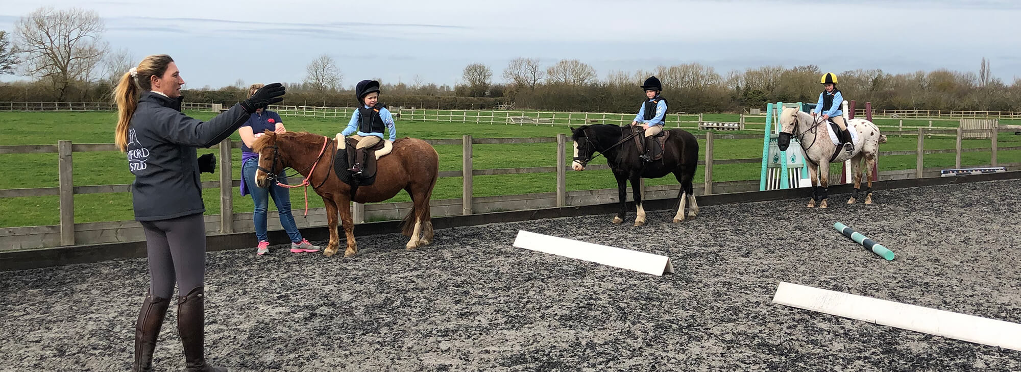 lyford stud riding lessons